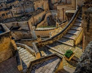 008 marilyn baldi steps of matera