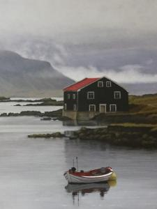 011 Susan Currie painting iceland